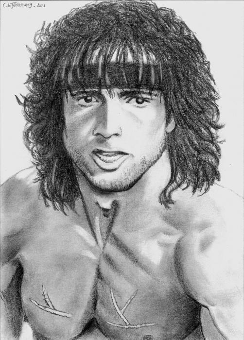 Sylvester Stallone by someone-else